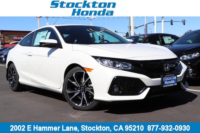 New 2019 Honda Civic Si Coupe for sale in Stockton, CA at Stockton Honda