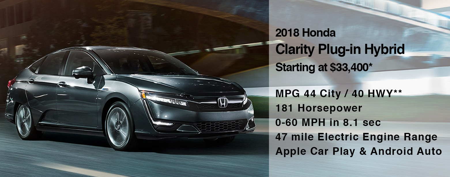 2018 Honda Clarity Plug-in Hybrid Review and Specs | Ball