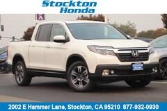 New 2019 Honda Ridgeline RTL AWD Truck Crew Cab for sale in Stockton, CA at Stockton Honda
