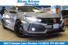 New 2019 Honda Civic Type R Touring Hatchback for sale in Stockton, CA at Stockton Honda