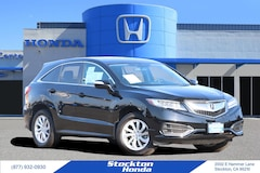 Used 2017 Acura RDX V6 with Technology Package SUV for sale in Stockton, CA at Stockton Honda