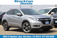 New 2018 Honda HR-V EX AWD SUV for sale in Stockton, CA at Stockton Honda