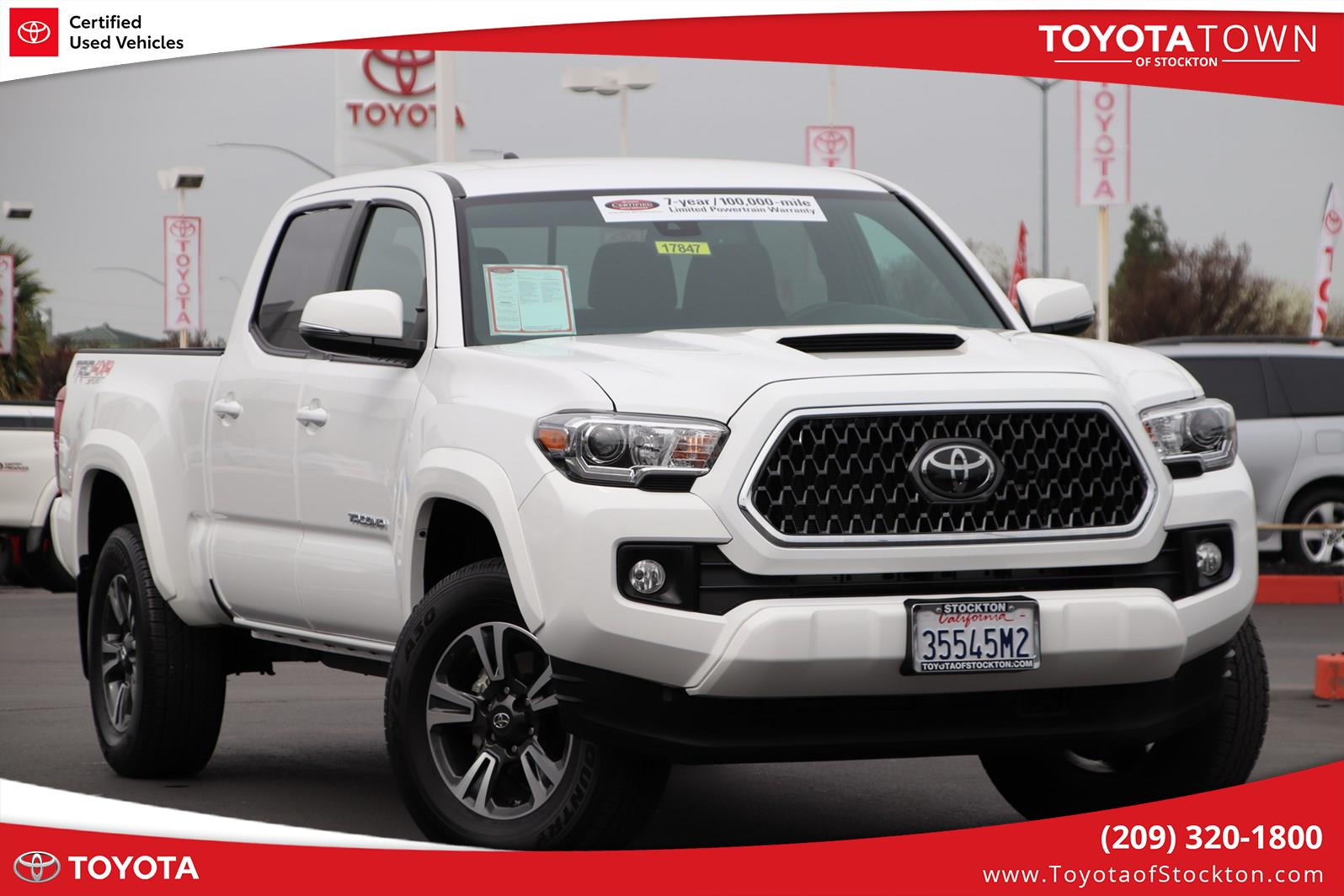 2018 Toyota Tacoma Double Cab TRD Sport Truck Double Cab