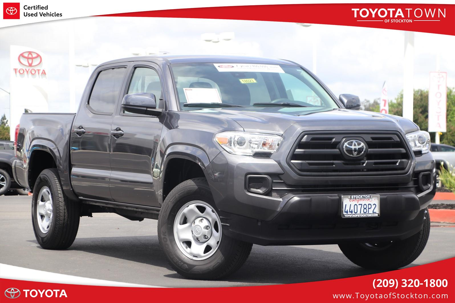 2019 Toyota Tacoma Double Cab SR Truck Double Cab