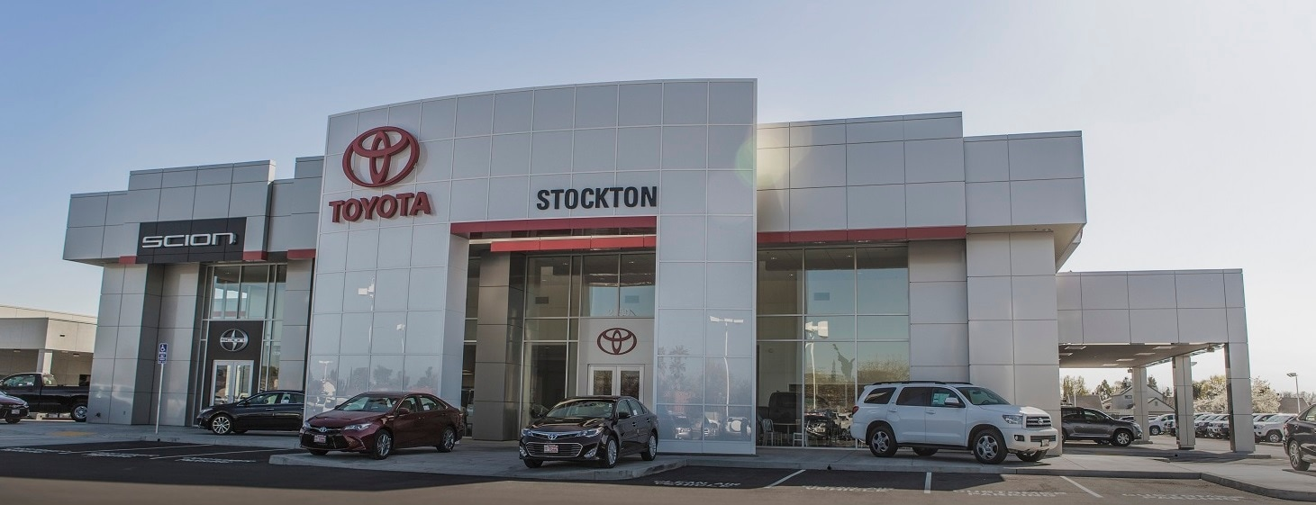 Toyota Town of Stockton Hours Locations Stockton CA