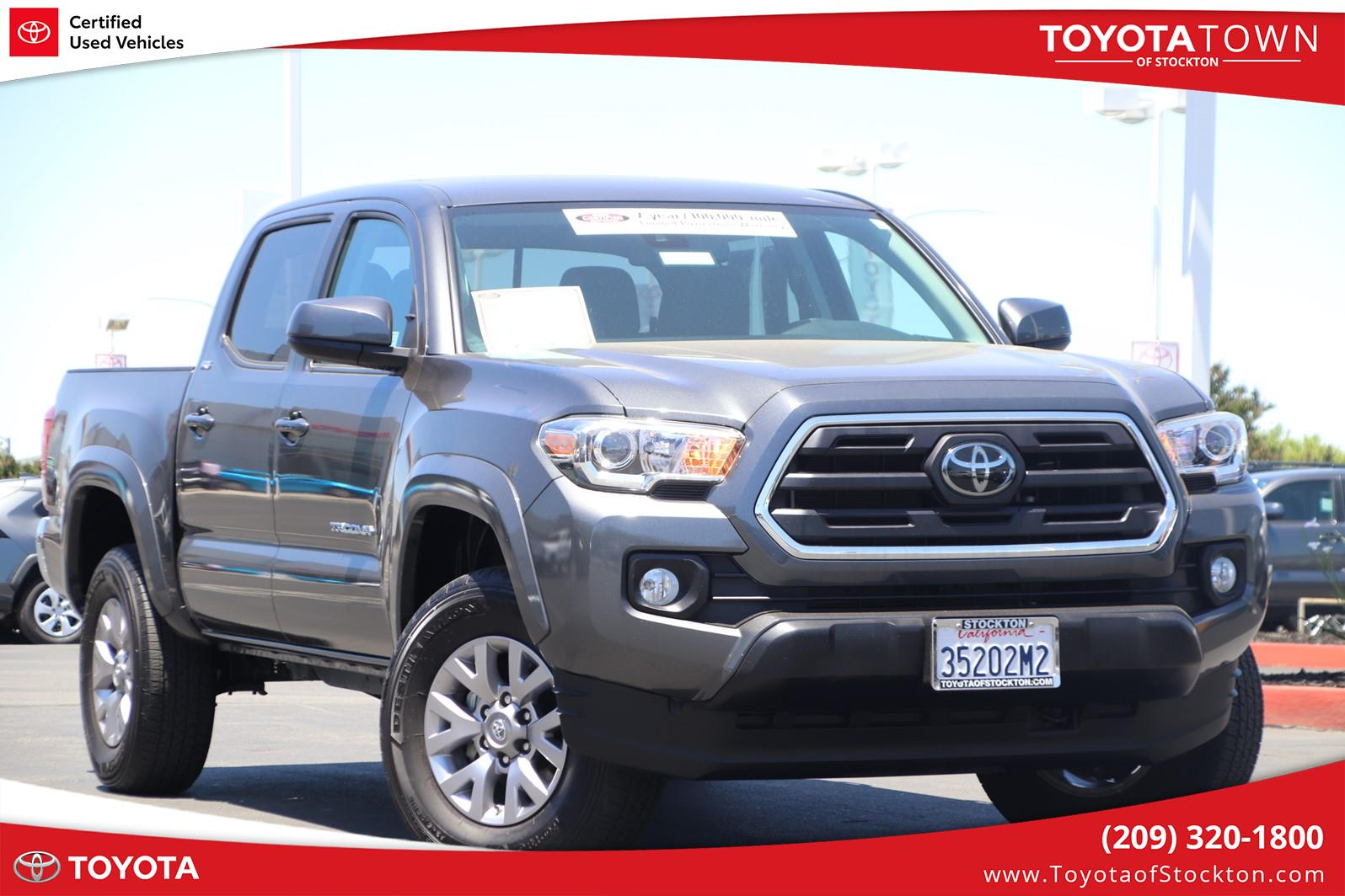 2018 Toyota Tacoma Double Cab SR5 Truck Double Cab