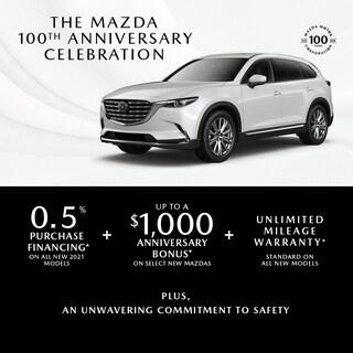 Up to *$1000 Anniversary Bonus