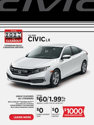 The 2020 Honda Civic