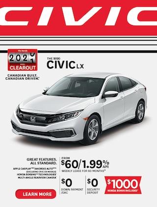 The 2020 Honda Civic