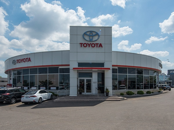 Woodbridge Toyota - Zanchin Auto Group