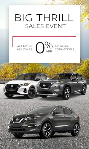 Get Rates As Low As 0% On Select 2020 Models