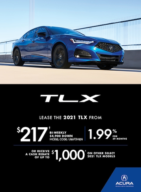 The 2021 TLX