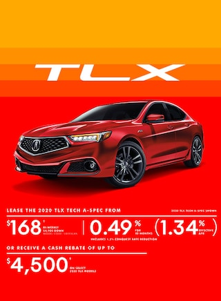 The 2020 Acura TLX