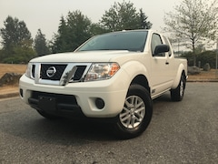 2018 Nissan Frontier SV King Cab 4x4 Truck King Cab