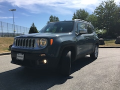 2017 Jeep Renegade Limited w/ Pano Roof, Nav, AWD SUV