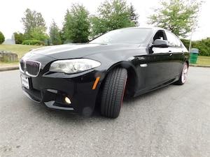 2013 BMW 535I xDrive (A8) w/ M Sport Pack Sedan