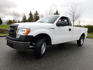 2014 Ford F-150 XL Reg Cab 4X2