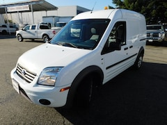 2012 Ford Transit Connect XLT w/Rear Door Glass Minivan
