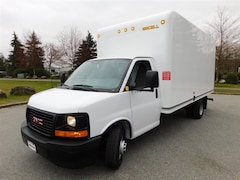 2017 GMC Savana 3500 16FT Cube Van