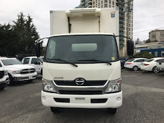 2013 HINO 195 w/ 16' Reefer Unit 16' Reefer Unit
