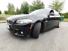 2013 BMW 535I xDrive (A8) w/ M Sport Pack Sedan