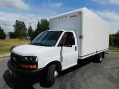 2018 GMC Savana 3500 16' Cube Base 16' Cube Van