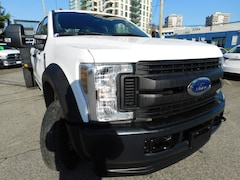 2018 FORD F550 Crew 12ft Flat Deck 4x4 XL w/ Sync and Power Group