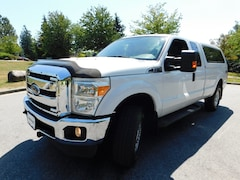 2014 Ford F-250 FX4 SuperCab 4x4 w/ Canopy Truck Super Cab