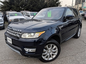 2016 Land Rover Range Rover Sport Td6 HSE w/ 5 Upgraded Packages SUV