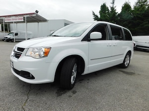 2016 Dodge Grand Caravan SXT Plus 7 Passenger Van