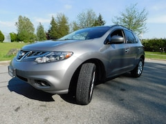 2011 Nissan Murano SV AWD w/ Moonroof and Leather SUV