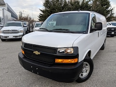 2018 CHEVROLET Express Cargo 2500 Ext
