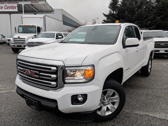 2017 GMC Canyon SLE Ext Cab 4x2 Truck Extended Cab