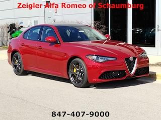 2018 Alfa Romeo Giulia Ti SPORT AWD Sedan