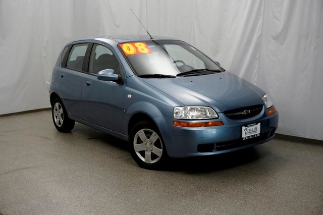 2008 Chevrolet Aveo 5 Hatchback I-4 cyl