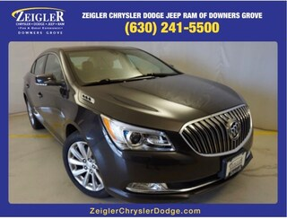 2014 Buick LaCrosse Leather Group Sedan