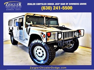 2001 AM General Hummer Enclosed SUV