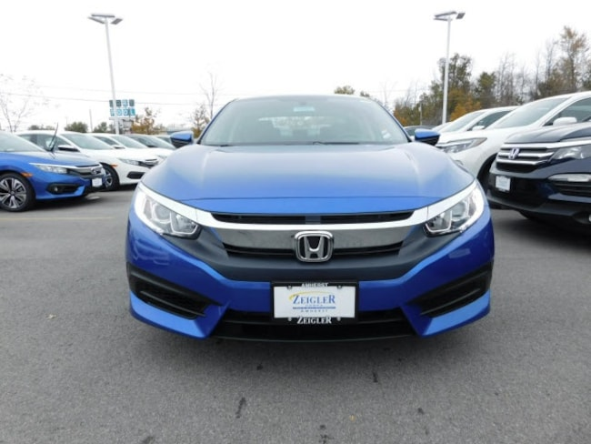 New 2018 Honda Civic For Sale |