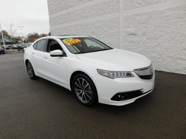 2016 Acura TLX V6 Advance Sedan