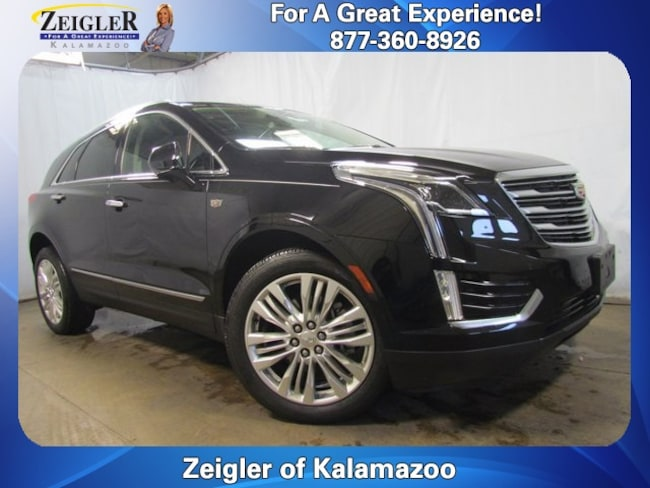 Used 2017 Cadillac Xt5 For Sale At Zeigler Honda Kalamazoo Vin