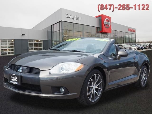 Used 2011 Mitsubishi Eclipse Spyder For Sale In Elkhart In Stock