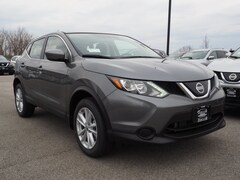 2019 Nissan Rogue Sport S SUV All-wheel Drive