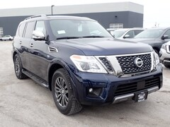 2019 Nissan Armada Platinum SUV All-wheel Drive