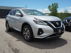 New 2019 Nissan Murano SV SUV for sale in Gurnee