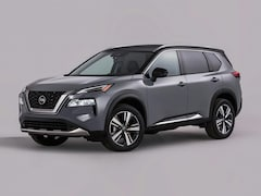 New 2021 Nissan Rogue SV SUV for sale in Gurnee