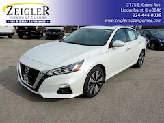 New 2021 Nissan Altima 2.5 SL Sedan for sale in Gurnee