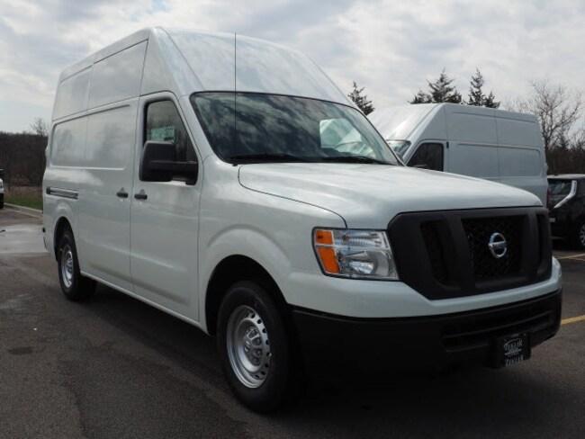 2019 Nissan NV Cargo NV2500 HD S V6 Van High Roof Cargo Van