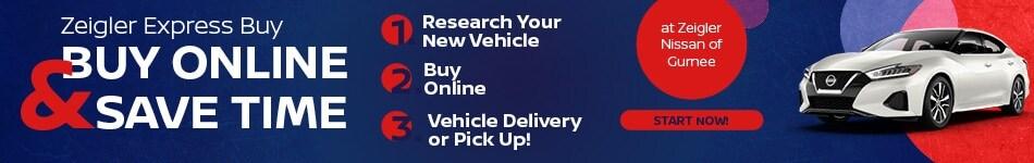 Shop Online with Zeigler Express