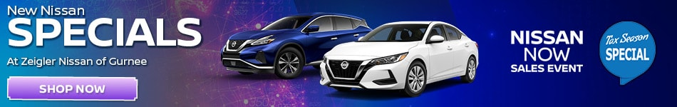 New Nissan Specials - March 2020