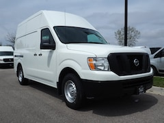 2018 Nissan NV Cargo NV2500 HD S V6 Van High Roof Cargo Van Rear-wheel Drive